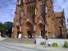 Katedra Fot. Elżbieta Jaszczyszyn