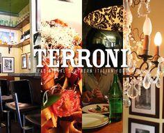 Terroni in Toronto http://www.terroni.ca: http://www.terroni.ca