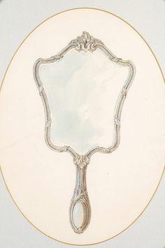 Etonnant Vintage Mirror