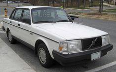 Volvo 240 sedan – 1992