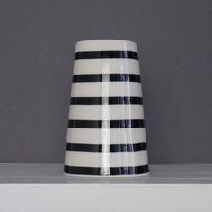 Sailor Stripes Vase