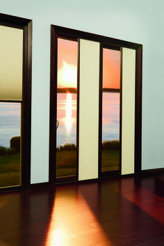 Marvin windows and doors interior shades have the Marvin windows u factor