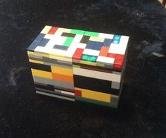 "How to Make Lego Puzzle Box No.3 ""Twins"""