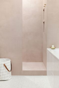 Home Interior Hallway .Home Interior Hallway Loft Bathroom, Bathroom Wall, Bathroom Interior, Bathroom Showers, Wall Tile, Bathroom Storage, Bathroom Ideas, Bad Inspiration, Bathroom Inspiration