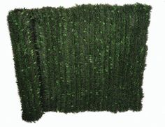 Faux Grass Weave Privacy Screen Improvements By