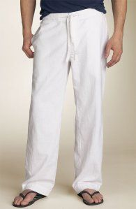 Linen pants for men, Beach | Wedding Clothes | Pinterest ...