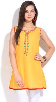 Divina Solid Women's Kurta for Rs.1,199.00 - Rs.360.00 (Instant Discount) = Rs.839.00 plus Shipping charges