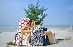Christmas in July with Tiny Olive
