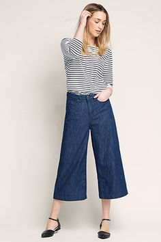 EDC / Denim-Culotte