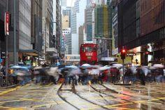 Hong Kong City Movements Photography by Briyen