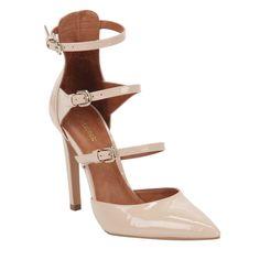 Scarpin Pele de Verniz   Verão 2015 Shoestock - Shoestock