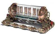Steam punk glass tube - Google 검색
