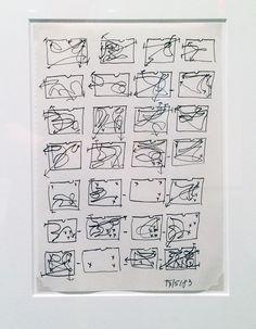 Merce Cunningham choreography notes