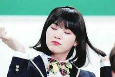Min YoonJi Suga girl