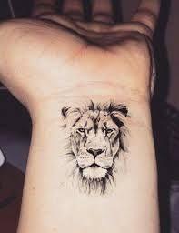 Bildergebnis für lion tattoo