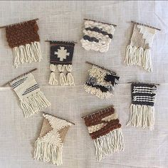 miniature tapestry weaving - Google Search