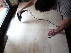 DIY: cómo hacer un cabecero con capitoné. | Decoración Ideas Para, Easy Diy, Dyi, Sweet Home, Home Appliances, Diy Crafts, Blog, How To Make, Furniture