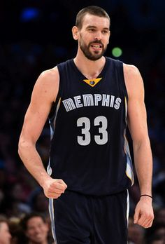 Grizzlies make signing of C Marc Gasol official