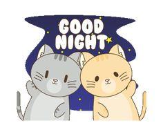 Good Night Cards, Good Night Greetings, Good Night Messages, Good Night Wishes, Good Night Quotes, Good Night Image, Good Morning Good Night, Night Gif, Cartoon Gifs