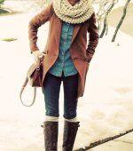 Infiniti scarf.