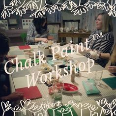 Chalk Paint Workshop in Llandeilo on Sunday 28th February 10am to 1pm