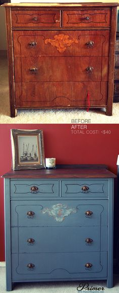 How to Refinish Old Furniture: Decorate Your Place on the Cheap | Primer