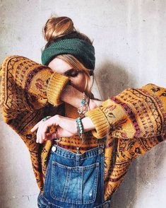 Indie Outfits, Boho Outfits, Winter Outfits, Fashion Outfits, Fashion Ideas, Fashion Quotes, Fashion Tips, Winter Hippie, Winter Stil