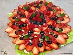 تارت میوه – وبلاگ ويدا