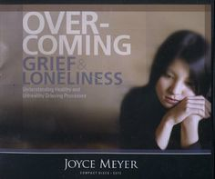 Overcoming Grief & Loneliness by Joyce Meyer R130 Prices subject to change Available at Faith4U book- and gift Shop, Secunda 017 634 7833 x 3