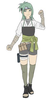 Female Naruto Adoptable -sold- by BayneezOne on DeviantArt