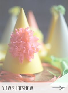 10 Awesome DIY Party Hats