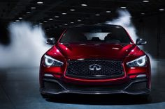 Infiniti Q50 Eau Rouge Revealed: F1 Inspired, Over 500-HP Possible