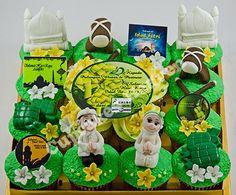 Eid ul-Fitr cupcakes