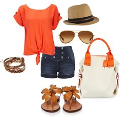 I want this outfit for when I go to Hawaii in May.