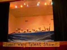 Funny Cartoon | Rattic Mini – Talent Show | Cartoons For ... |Talent Show Funny