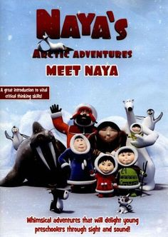 Meet Naya: Naya's Artic Adventure