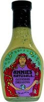 Acquired Tastes: Homemade Dressing - Annies Goddess Copycat!
