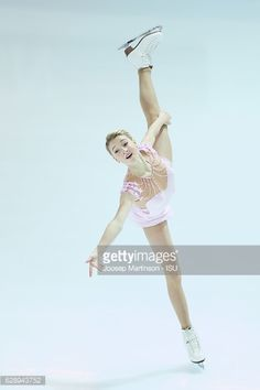 Maria Sotskova of Russia competes during Senior Ladies Free Skating... News Photo   Getty Images
