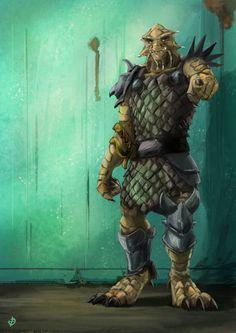 Hero, Dragonborn Version by EyalDegabli