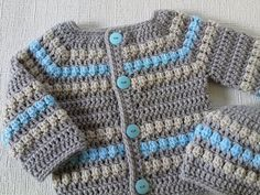 Crochet Baby Sweater and Hat Set, Baby Cardigan, baby shower gift, baby girl beige turquoise sweater, unisex baby sweater cardigan and hat Crochet Baby Sweaters, Crochet Baby Cardigan, Booties Crochet, Crochet Baby Clothes, Newborn Crochet, Crochet Baby Hats, Baby Booties, Crochet Cap, Baby Sandals