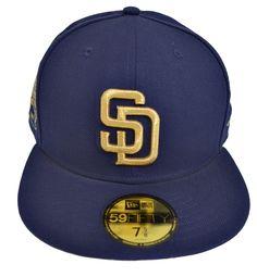 36c2d3991b Gorras Originales New Era Beisbol San Diego Padres 59fifty -   569.00