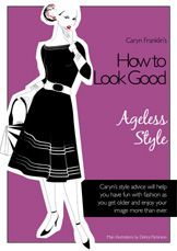 ageless style e-book, particularily nice for the older ladies.  There is a wealth of information in this free ebook