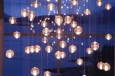 Bocci pendant lights