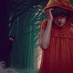 Into the Woods by RYE-BREAD.deviantart.com on @deviantART
