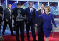 Republican Debate: And The Biggest Liar Award Goes To...