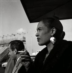 Billie Holiday, 1958, Jean-Pierre Leloir