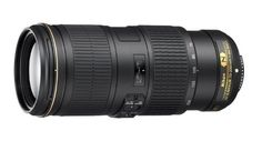 Nikon 70-200mm f/4G ED VR Nikkor Zoom Lens by Nikon. $1396.95. From the Manufacturer                         Compact high-performance 2.9x FX-format telephoto zoom lens with an f/4 fixed aperture and Nikon's third-generation Vibration Reduction (VR). Capture high performance stills and HD videos with a classic 70-200mm angle of view (105-300mm on DX-format cameras). An essential lens for low light or fast action sequences.    The essential telephoto zoom, more nimb...