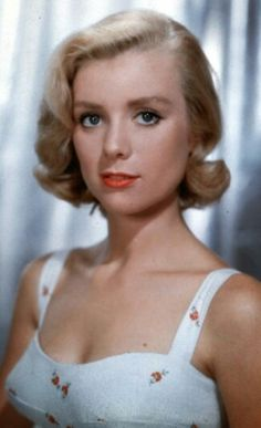 Inger Stevens Nude - Naked Pics, Sex Scenes, and Sex Tapes