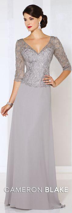 Cameron Blake Spring 2016 - Style No. 116656 #formaleveningdresses
