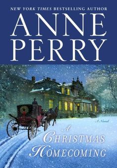 A Christmas Homecoming (Christmas Mystery Series by Anne Perry Murder Mystery Books, Mystery Series, Christmas Story Books, Christmas Time, Christmas Music, Christmas Movies, Christmas Presents, Books To Read, Mystery Books